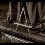 Easel - © John Neel