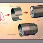 Paper Lens Hood - © John Neel