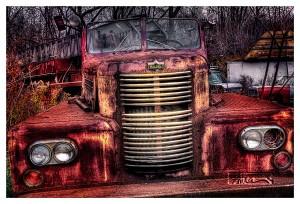 Fire Truck - © John Neel