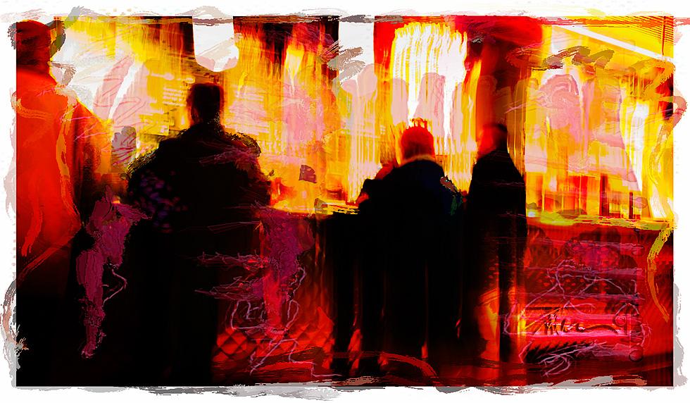 Digitally painted photo - © John Neel