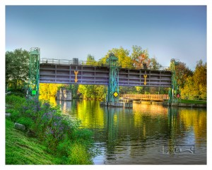Erie Canal - © John Neel RhinoCam HDR