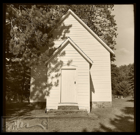 Little Church - © John Neel