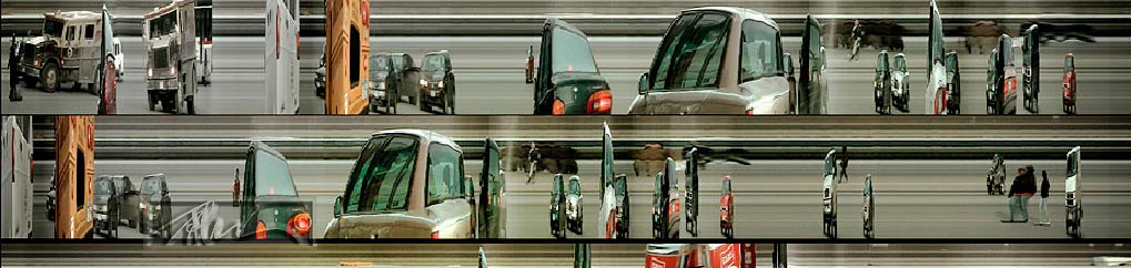 Traffic - © John Neel
