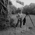 Oscar Bailey with his Cirkuit Camera Penland NC 1980