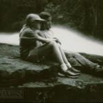Buttermilk Falls - © John Neel  - Pinhole