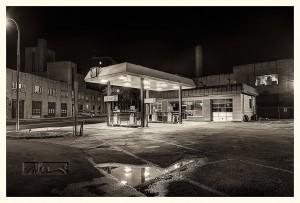 Gas Station - © John Neel