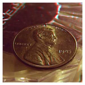 Penny - Lytro 3D - © John Neel