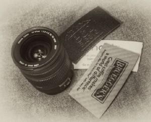 Temp Lens hoods
