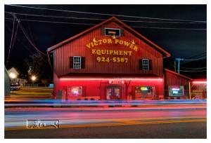 Eqiuipment - © John Neel