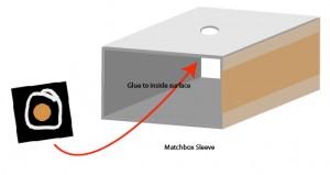 Glue Pinhole Plate