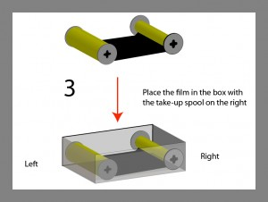 Step 3 - Place in Box