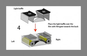 Step 4 - Insert Baffle