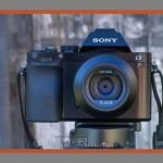 Sony a7 Full Frame Mirrorless