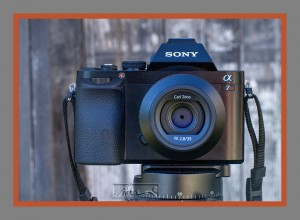 Sony a7 Full Frame Mirrorless