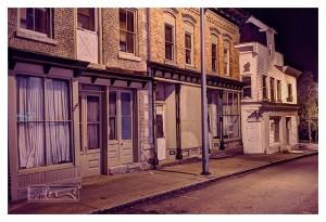 Side Street - © John Neel