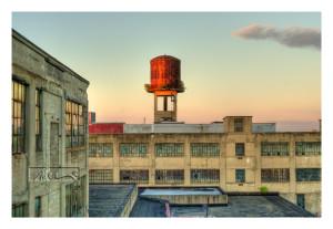 Water Tower – © John Neel