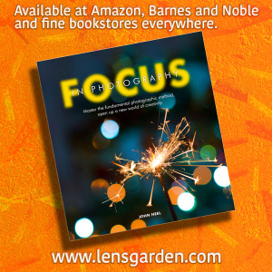 Focus In Photography - by John Neel