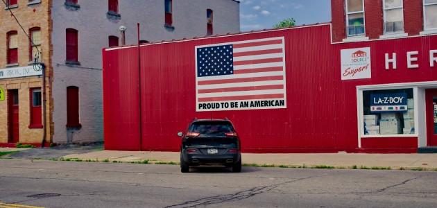 Proud To Be – © John Neel