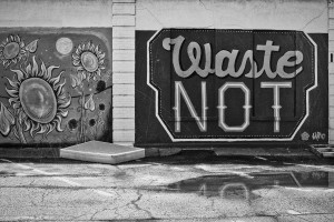 Waste Not – © John Neel